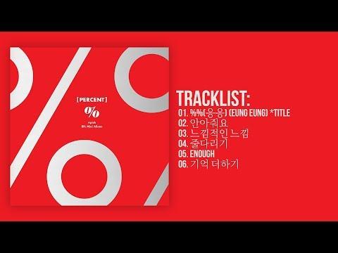 [Full Album] Apink(에이핑크) - PERCENT