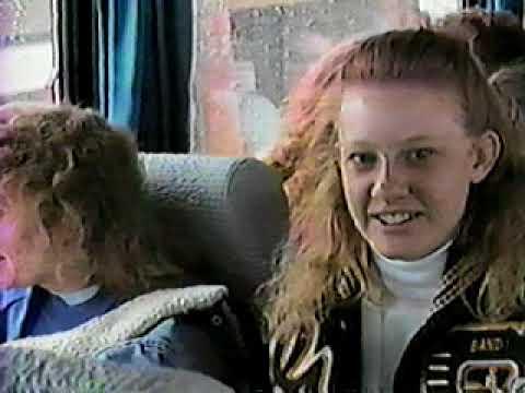 CUMBERLAND VALLEY HIGH SCHOOL BAND FIESTA BOWL 1990
