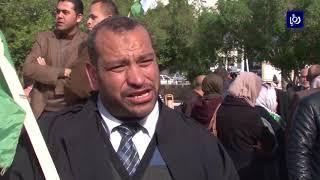 مظاهرات في عموم مناطق غزة احتجاجا على قرار الرئيس الأمريكي - (7-12-2017)