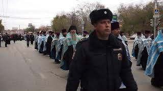Крестный ход в честь Казанской иконы Божией Матери в Саратове