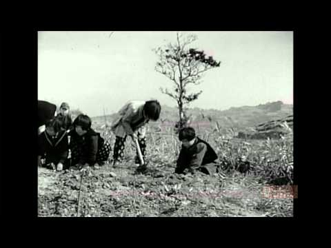 """The Evacuation of Children from Hiroshima During World War II"" Clip from Message From Hiroshima"