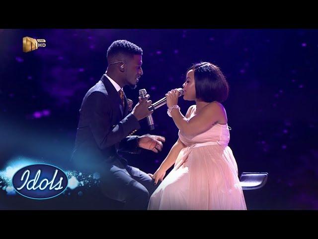 Top 3 Reveal Duets: Thando & Karabo – Idols SA | Mzansi Magic