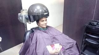 பார்லர் போலாம் வாங்க|A Day In My Life|My Hair Spa Routine|Bashas Kitchen