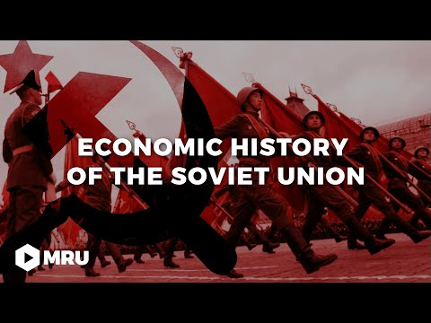 Stages of Central Planning and Marxism in the Soviet Union