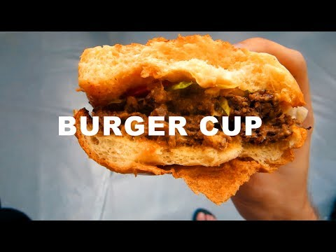 BEIJING BURGER CUP 2017 🇨🇳