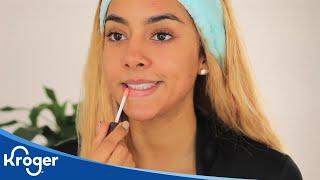 Moisturize Skincare Routine │VIDEO │Kroger