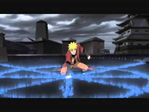 Клип по фильму 8 Наруто