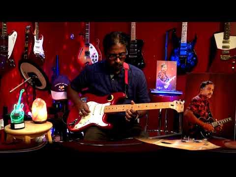 Alangaram Kalayatha Silai Ondru Kanden - Live Guitar Instrumental By Kumaran