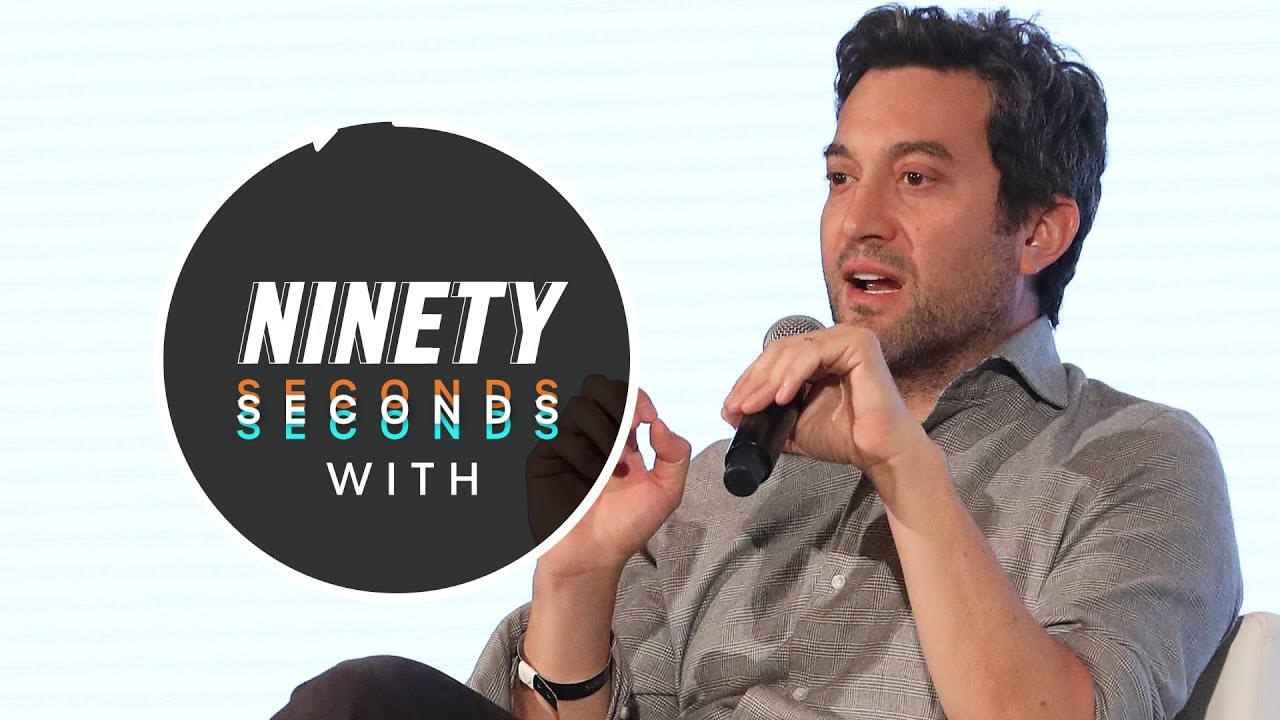 Shutterstock's Jon Oringer Turned A Personal Need Into A Booming Business | 90 Seconds With