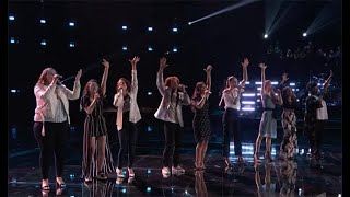 Rise Cast - Scars to Your Beautiful (The Voice Performance)