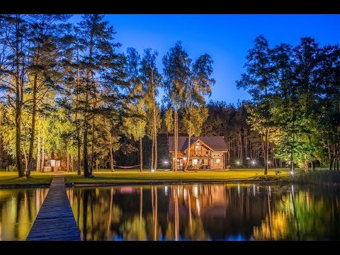 Inviting Lakefront Retreat in Lithuania | Sotheby