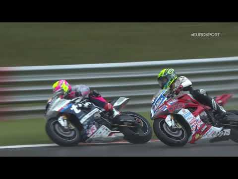 2018 Pirelli National Superstock 1000 Championship - Highlig