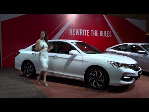 Facebook Live: Honda Malaysia - New Accord