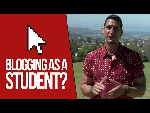 Blogging As A Student