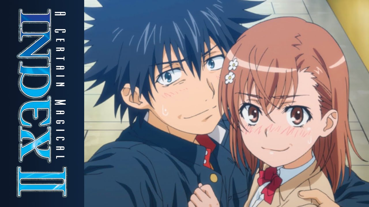 Certain magical index ii part 2 available now trailer