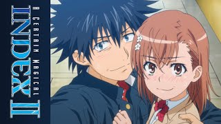 A Certain Magical Index II - Part 2 - Available Now - Trailer
