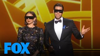 Maya Rudolph & Ike Barinholtz Struggle To Present Lead Actor In Comedy Series | EMMYS LIVE! 2019