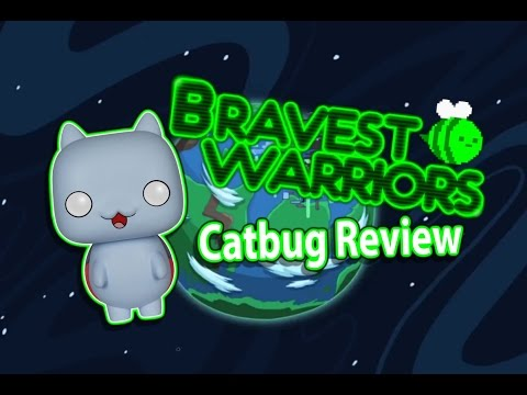 Check Out My Pops: Awesome Review On The Catbug Funko Pop From Bravest Warriors!