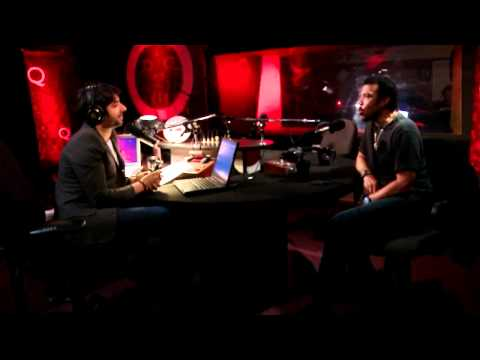 Legendary recording artist Lionel Richie in Studio Q