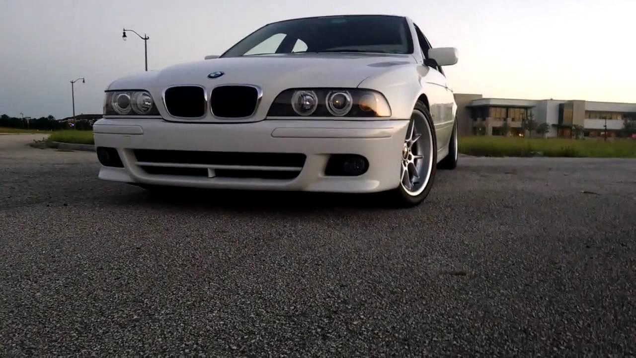 Stephens 2003 BMW E39 530i5 Summer Update  YouTube