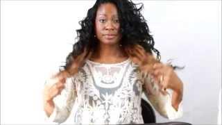 Kima Braid Hair Review   Crochet Braid Install with Kima Braid Hair