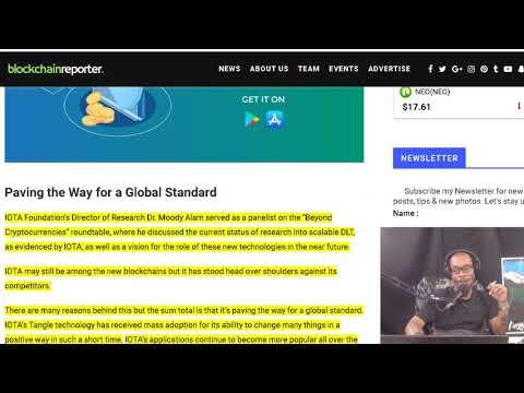 IOTA Tangle Concept Paper. HSBC Educates Customers On Bitcoin.China Calls Bitcoin 'Safe-Haven Asset'
