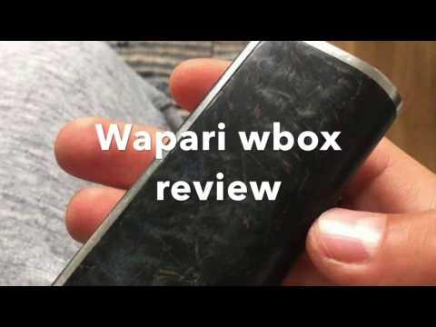 Wapari wbox review
