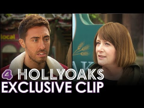 E4 Hollyoaks Exclusive Clip: Friday 22nd December