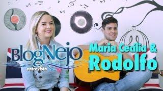 Blognejo Entrevista - Maria Cecília & Rodolfo