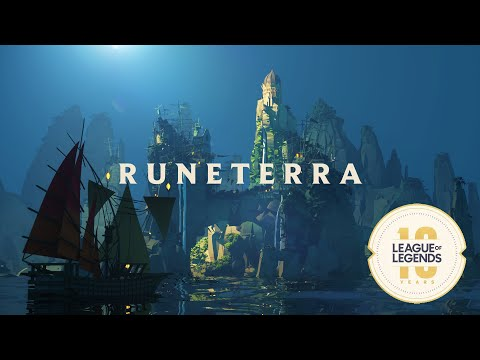 RUNETERRA - Celebrating 10 Years Of League Of Legends
