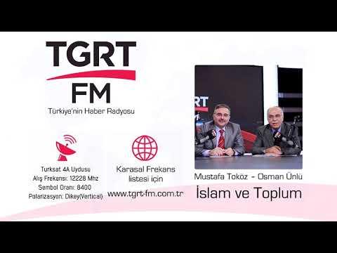 İslam ve Toplum 20190218