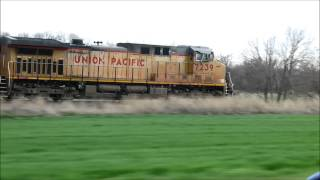 Seven Suns of the Union Pacific