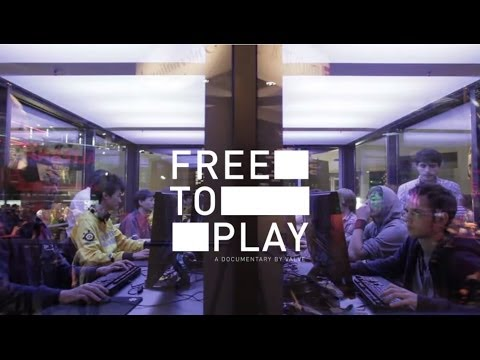 Free to Play: The Movie (International)