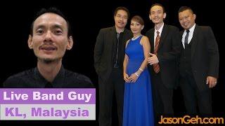Jazz Quartet at Malay Wedding in Concorde Shah Alam