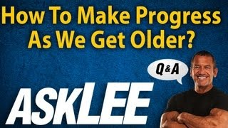 How To Stay Injury Free - With Age - Lee Labrada
