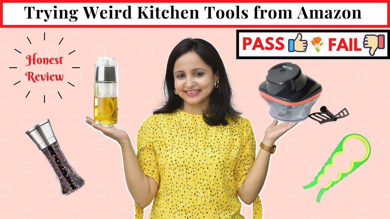 Testing Weird Kitchen Tools From Amazon   Time Saving Kitchen Tools / Gadgets   Urban Rasoi