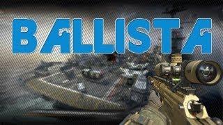BALLISTA!! EN EL TRAILER MOLABAS! - Black Ops 2