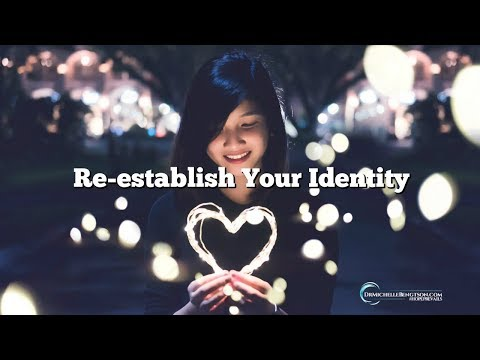 Re establish your identity