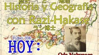 ODA NOBUNAGA  (Historia de Japón)