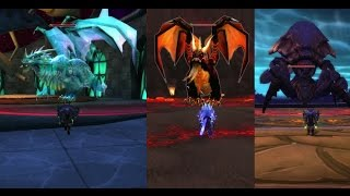 World of Warcraft Return to Karazhan: Scales of Legend Skinning Legion Quest Guide