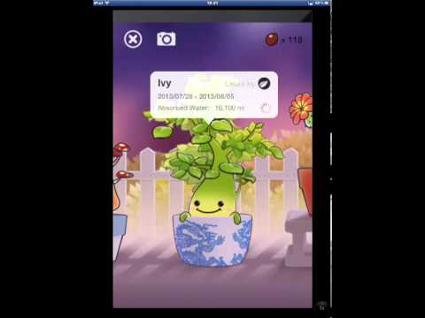 Plant Nanny for iOS [iPhone | iPad | iPod Touch] (First Look | Review | Test)