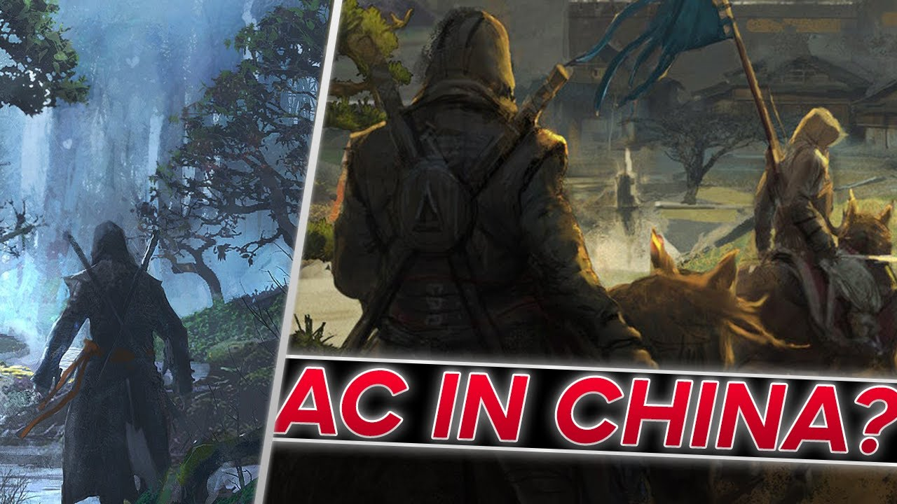 Assassin's Creed In China | Is It Real?