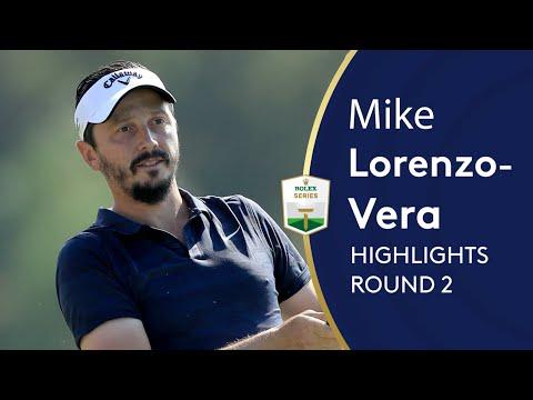 Mike Lorenzo-Vera sits 3 shots ahead in Dubai   2019 DP World Tour Championship, Dubai