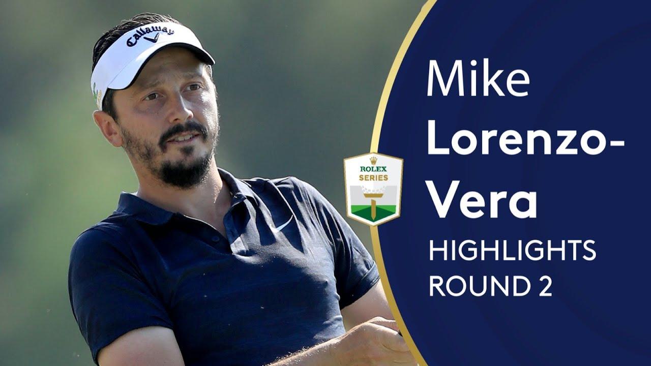 Mike Lorenzo-Vera sits 3 shots ahead in Dubai | 2019 DP World Tour Championship, Dubai