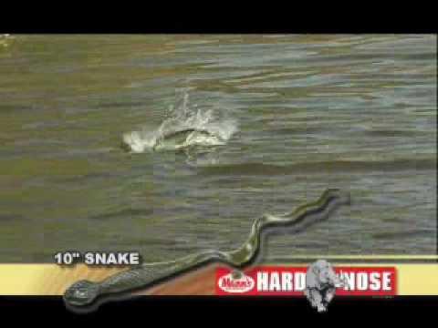 Mann's Hardnose 10 Inch Snake