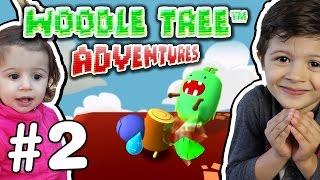 WOODLE TREE ADVENTURES #2 - Gameplay Comentado em Português PT-BR