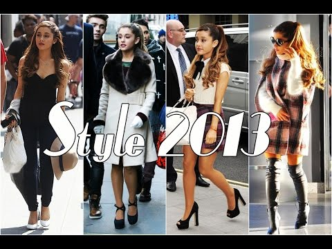 Ariana Grande Style 2013