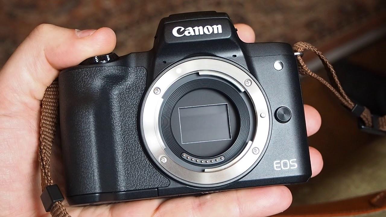Canon EOS M50 aka Kiss M 4K Camera aka utter failure - Personal View