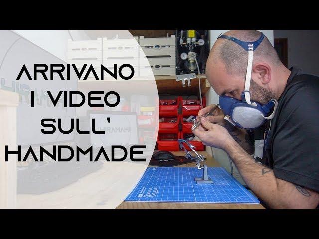 Arrivano i video sulla costruzione di esche artificiali da pesca - Handmade