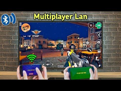 Top 25 Jogos MULTIPLAYER Para Android Via (Bluetooth/Wifi/Lan) 2018